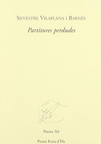 PARTITURES PERDUDES (Poesia 3 i 4)