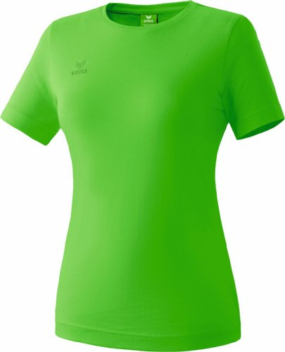 Grün Damen Polos (erima Damen T-Shirt Teamsport, green, 44, 208375)