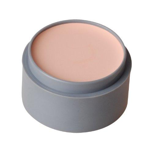 Creme-Makeup 15 ml W1 Hautton Bühne sehr hell