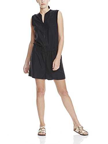 Bench Damen Playsuit, Schwarz (Black Beauty BK11179)