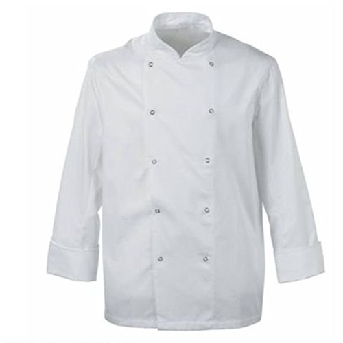 Mcintyre Unisex-Adult Poly Cotton Chefs Full Sleeve Coats/Jackets