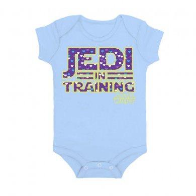 Star Wars Jedi In Training Infant Onesie | 18-24 (Onesies Männer Wars Für Star)