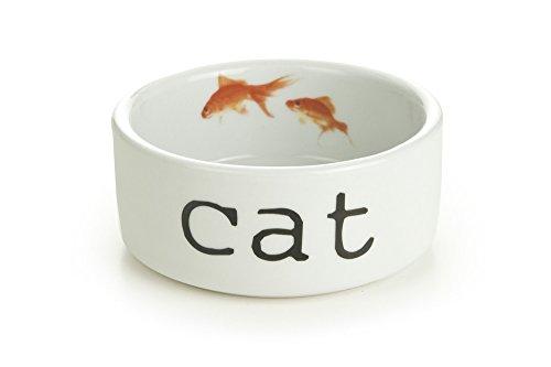 Beeztees Ceramic Cat Bowl Snapshot Cat, 11.5 x 4 cm 1
