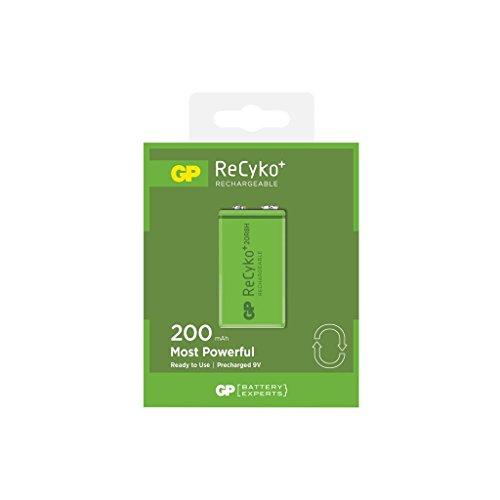 GP 20R8H-U1 Batterie NiMH (8,4 V, 200 mAh)