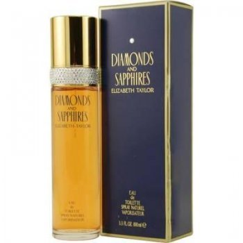 profumo da donna diamonds & sapphires eau de toilette 100ml vapo