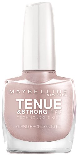 Maybelline New York Tenue & Strong pro - Vernis à ongles Gris - 19 brun immuable