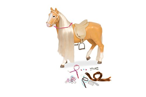 31MKd8JUGWL BEST BUY #1Our Generation 18 Inch Lusitano Hair Play Horse price Reviews uk