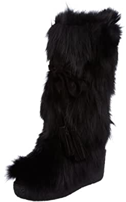 Diavolezza Perry 627, Bottes femme Noir black 35