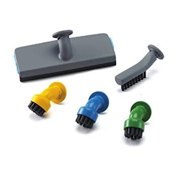 Black + Decker Lot d\'accessoires pour salle de bains pour nettoyeur ...