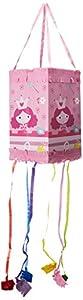 Party- Piñata con 6 cintas, Princesa (68246)