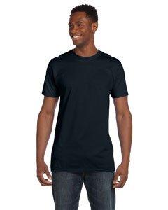 Hanes Men's Nano-T® T-shirt M Black (T-shirts Hanes Großen)