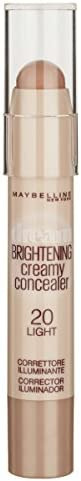 Maybelline New York City Dream Brightening Creamy Concealer - 0.11 oz., Light 20