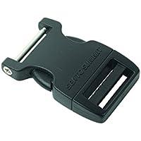 Sea to Summit Field Repair Buckle-25mm Side Release 1 Pin Accesorios, Adultos Unisex, Negro (Black), Talla Única