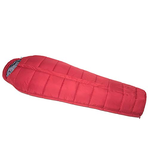 ZA 300 g / m2 algodón Que acampa Saco Dormir for