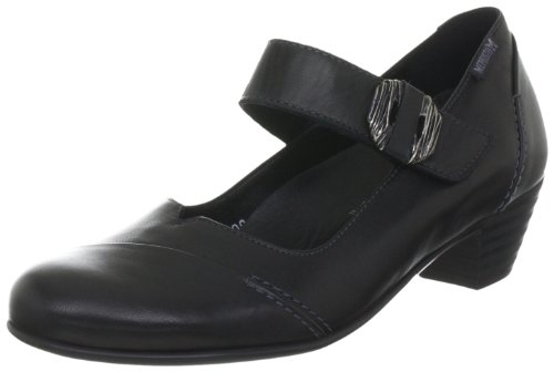 Mephisto VICKIE SELY 5300 BLACK P5104949 Damen Pumps, Schwarz (BLACK SELY 5300), EU 37.5 (UK 4.5) (US 7)