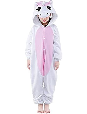 Kinder Schlafanzug Tierkostüme P