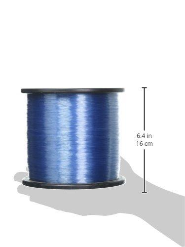 ANDE-Monofilament Line mit 30-Pound Test, blau, Schlosserhammer, Spule (3200-yards)
