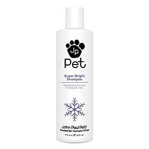 John Paul Pet JPS5491 Super Bright Shampoo Krallenpflege