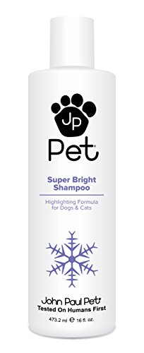 John Paul Pet JPS5491 Super Bright Shampoo Krallenpflege