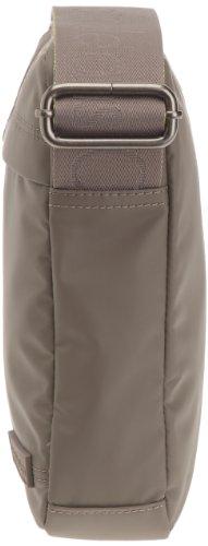 Calvin Klein Jeans Body Bag, Borsa a spalla uomo Grigio (Gris (9X1))
