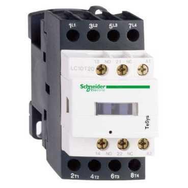 Schneider Elec Pic–Pc70301–Contatore Lexic 25A 4poli AC112V corrente continua