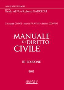 *MANUALE DI DIRITTO CIVILE 2012