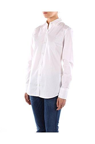 31202578V0034 Fred Perry Chemises Femme Coton Blanc Blanc