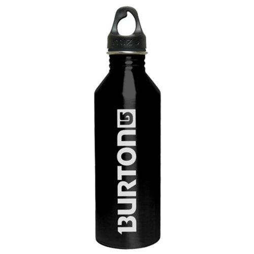 mizu-trinkflasche-edelstahl-m8-burton-gitd-frasco-color-negro-talla-de-800-ml
