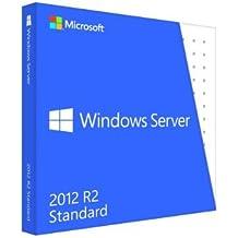 Microsoft Windows Server Standard 2012 R2 x64 - Sistemas operativos (Original Equipment Manufacturer (OEM), 2 usuario(s), 32 GB, 0,512 GB, 1,3 GHz, ENG)
