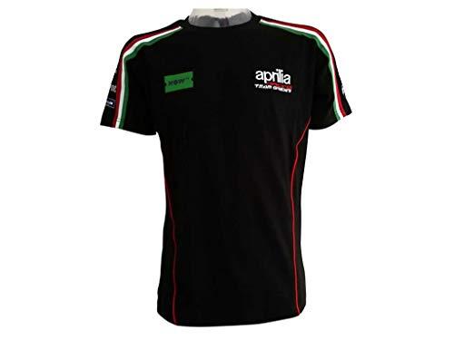 Aprilia ORIGINAL RACING TEAM GRESINI MOTO GP 2018 T-SHIRT Herren, S
