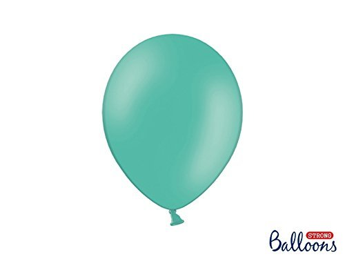 50 pezzi palloncini PALLONCINO LATTICE 30 CM color TIFFANY
