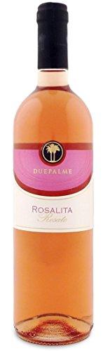 Cantine due palme vino rosalita rosato salento - 1 bottiglia da 750 ml