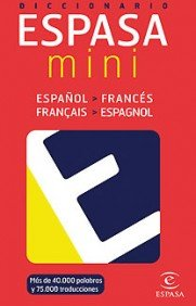 Diccionario mini francés (IDIOMAS) por Artistas varios