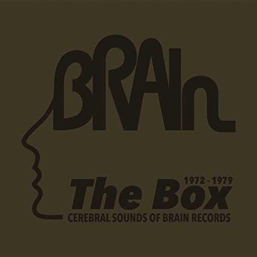 Preisvergleich Produktbild The Brain Box: Cerebral Sounds of Brain Records 1972-1979 (Ltd)
