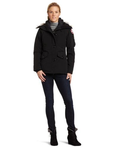 Canada-Goose-Womens-Montebello-ParkaBlackLarge