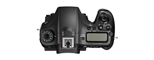 Sony Alpha 68 - Cámara con montura tipo A (sensor CMOS Exmor APS-C de 24 MP, procesador BIONZ X, enfoque automático, pantalla LCD inclinable)
