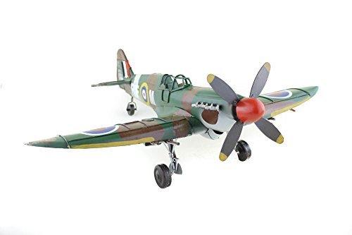 Metall dose Spitfire WWII Flugzeug Modell, Sammlerstück (Modell Wwii Flugzeuge)