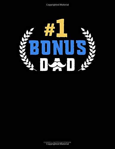 #1 Bonus Dad: Cornell Notes Notebook por Jeryx Publishing