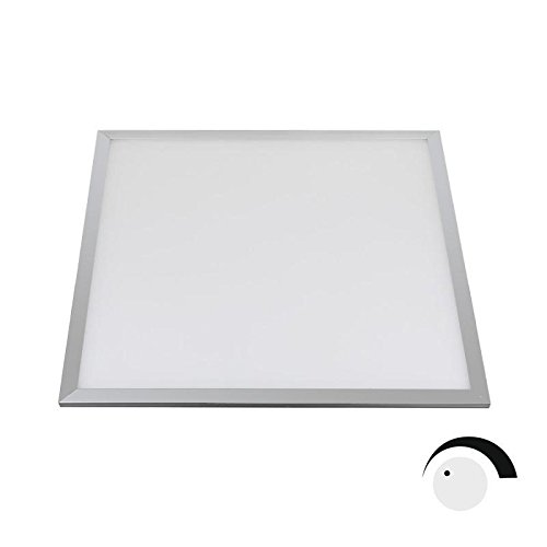 Panel LED 40W, Samsung SMD5630, 60x60cm, 0-10V regulable, Blanco frío, Regulable