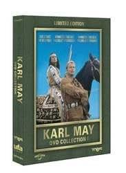 Karl May DVD-Collection 1 ( Der Schatz im Silbersee/Winnetou und das Halbblut Apanatschi/Winnetou und sein Freund Old Firehand) (3 DVDs) [Limited Edition]