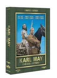 Karl May Box I - Winnetou: Der Mythos lebt! (3 DVDs)