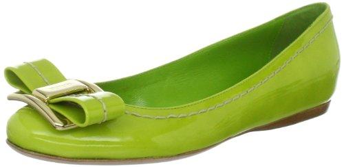 Sebastian S5212 VERVER Damen Klassische Sandalen Green