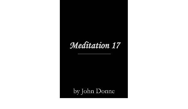 donne meditation 17