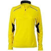 James & Nicholson Ladies Running Shirt, Camisa Para Mujer