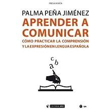 Aprender a comunicar (Manuales)