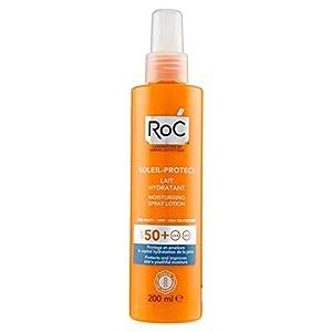 Roc Soleil-Protect Leche Hidratante Corporal Protección Alta 50+ – 200 ml