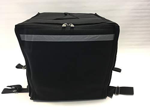 Mochila para entrega de comida con aislamiento térmico, para moto, bicicleta, ciclomotor - Reino Unido Vendedor T14