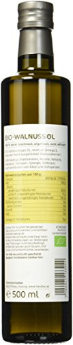 Fandler Bio-Walnussöl, 1er Pack (1 x 500 ml) - 3