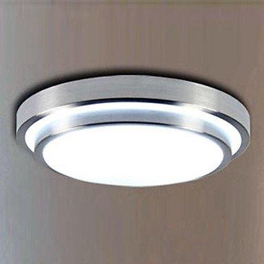 Bang Creative moderne LED Flush galvanoplastie Acrylique Aluminium Light Mount
