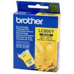 Brother LC-800Y Cartouche d'encre d'origine Jaune